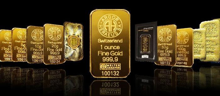Investire in lingotti d'oro